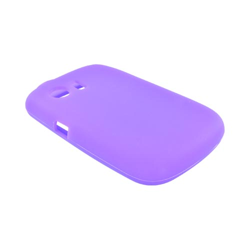 Huawei Pinnacle M635 Silicone Case - Purple