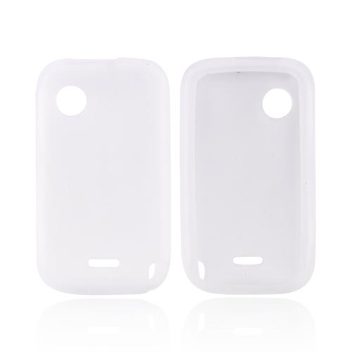 Huawei M735 Silicone Case - Frost White