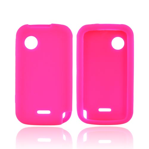 Huawei M735 Silicone Case - Hot Pink