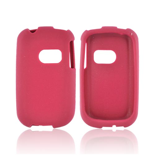 Huawei M835 Silicone Case - Maroon