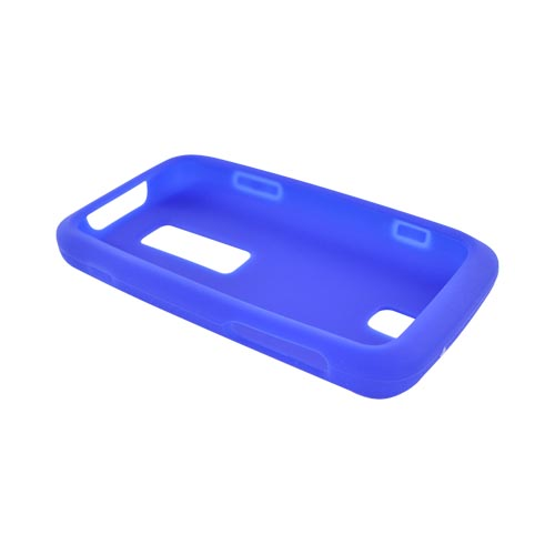 Huawei Ascend M860 Silicone Case - Blue