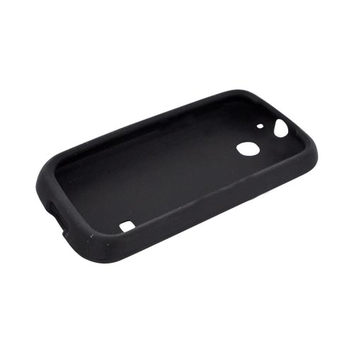 Huawei Ascend 2/ Prism/ Summit M865 Silicone Case - Black