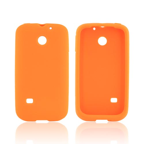 Huawei Ascend 2/ Prism/ Summit M865 Silicone Case - Orange