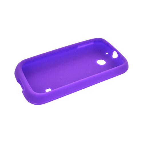 Huawei Ascend 2/ Prism/ Summit M865 Silicone Case - Purple