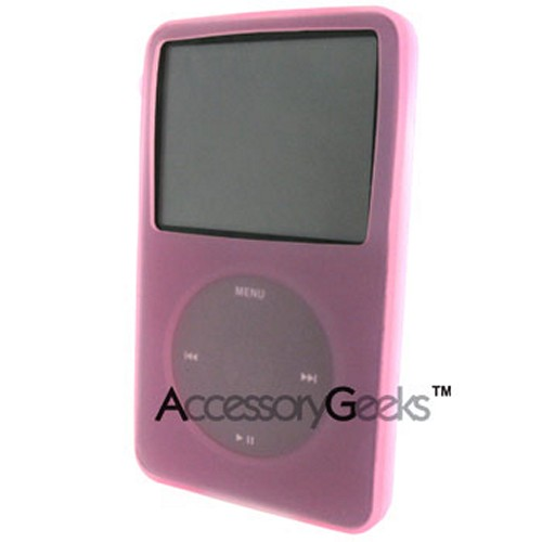 Apple iPod Video Silicone Case (30GB) - Pink