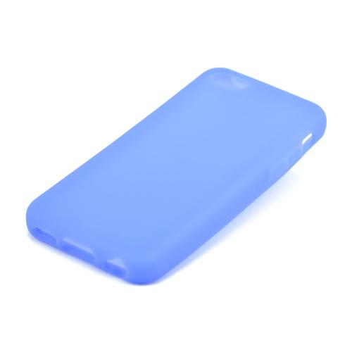 Blue Silicone Skin Case for Apple iPhone 5C