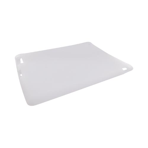 Apple iPad 2/ New iPad Silicone Case - Frost White