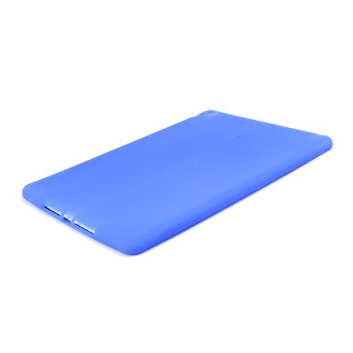 Blue Silicone Skin Case for Apple iPad Air