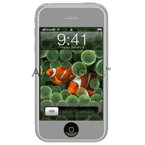 Apple iPhone Silicone Case - Clear