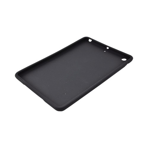 Black Silicone Skin Case for Apple iPad Mini 1/2/3