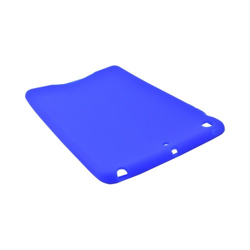 Blue Silicone Skin Case for Apple iPad Mini 1/2/3
