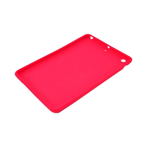 Red Silicone Skin Case for Apple iPad Mini 1/2/3