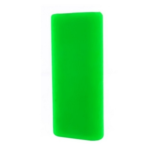 Apple iPod Mini Shuffle 3 Silicone Case, Rubber Skin - Green