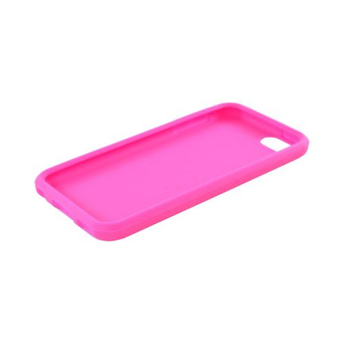 Apple iPod Touch 5 Silicone Case - Hot Pink