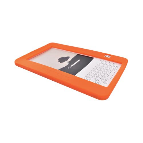 Amazon Kindle 2 Silicone Case - Orange