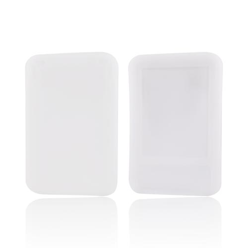 Amazon Kindle 3 Silicone Case - Frost White