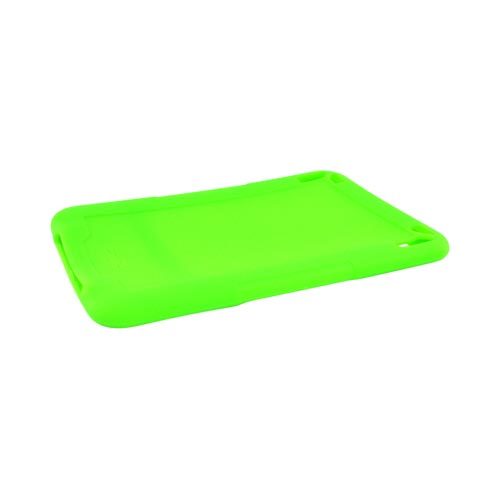 Amazon Kindle 3 Silicone Case - Neon Green