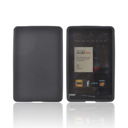 Amazon Kindle Fire Silicone Case - Black