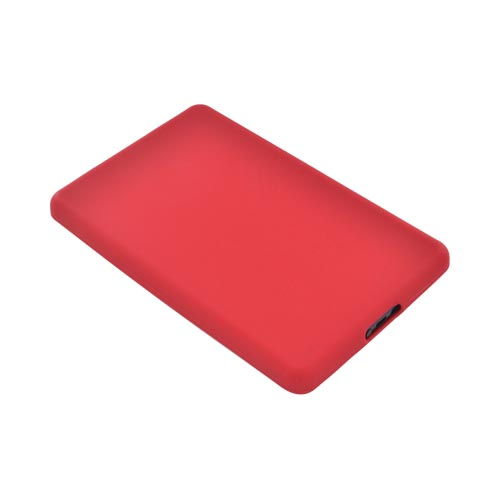 Amazon Kindle Fire Silicone Case - Red