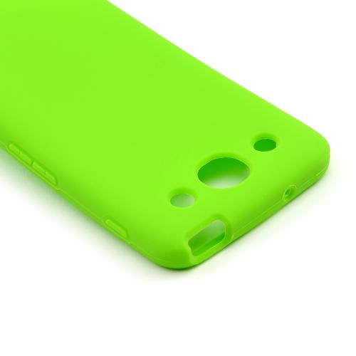Neon Green Silicone Case for LG Optimus G Pro