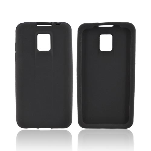 T-Mobile G2X Silicone Case - Black