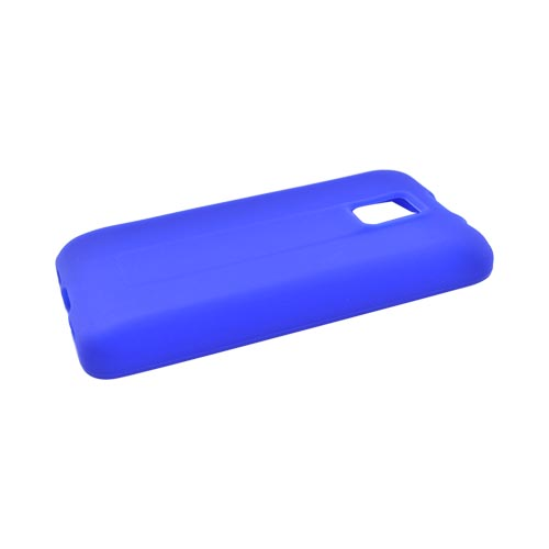 T-Mobile G2X Silicone Case - Blue