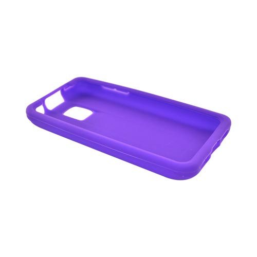 T-Mobile G2X Silicone Case - Purple