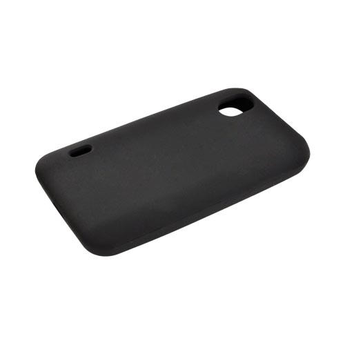 LG Marquee LS855 Silicone Case - Black