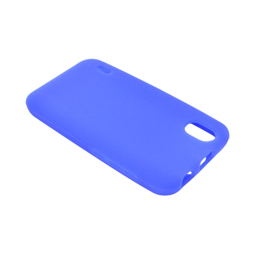 LG Marquee LS855 Silicone Case - Blue