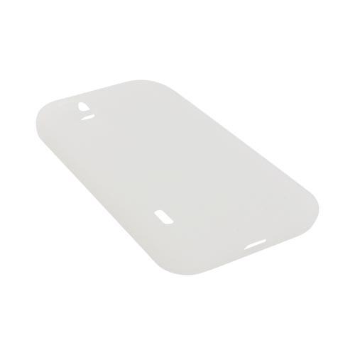 LG Marquee LS855 Silicone Case - Frost White