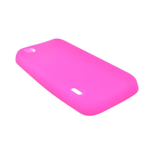 T-Mobile MyTouch Silicone Case - Light Baby Pink