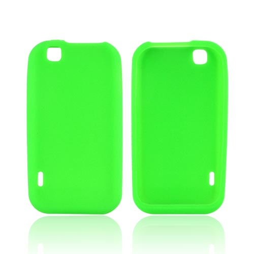 T-Mobile Mytouch Silicone Case - Neon Green