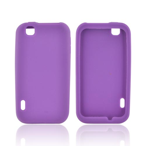 T-Mobile MyTouch Silicone Case - Purple