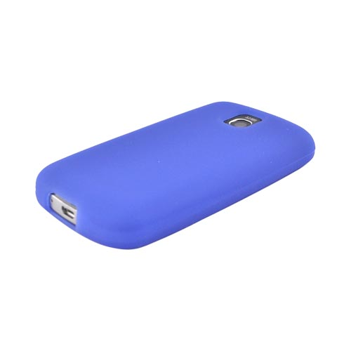 LT Optimus T, LG Thrive Silicone Case - Blue