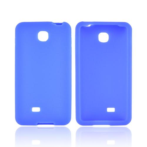 LG Escape Silicone Case - Blue