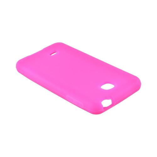LG Escape Silicone Case - Hot Pink