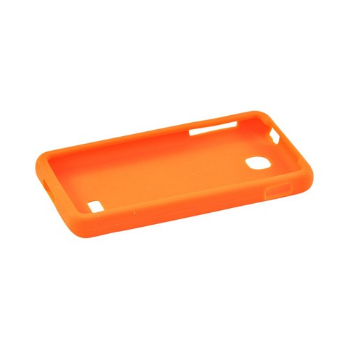 LG Escape Silicone Case - Orange