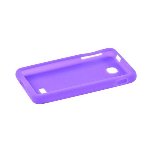 LG Escape Silicone Case - Purple