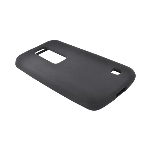 LG Nitro HD Silicone Case - Black