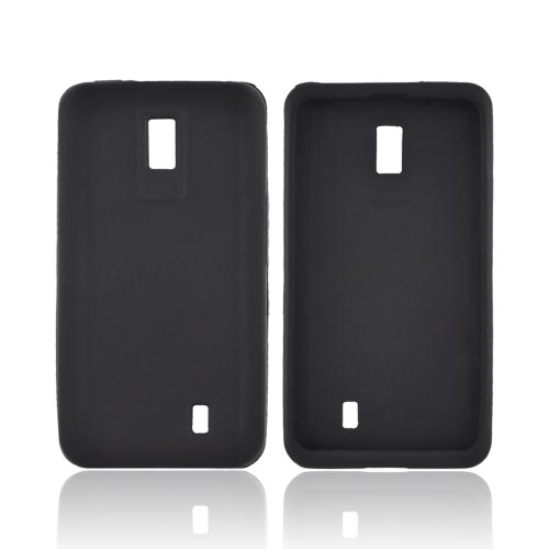 LG Spectrum Silicone Case - Black