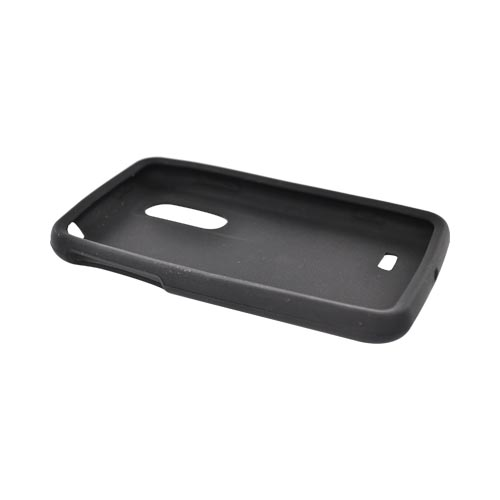 LG Thrill 4G Silicone Case - Black