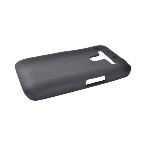 LG Revolution, LG Esteem Silicone Case - Black