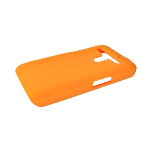 LG Revolution, LG Esteem Silicone Case - Orange