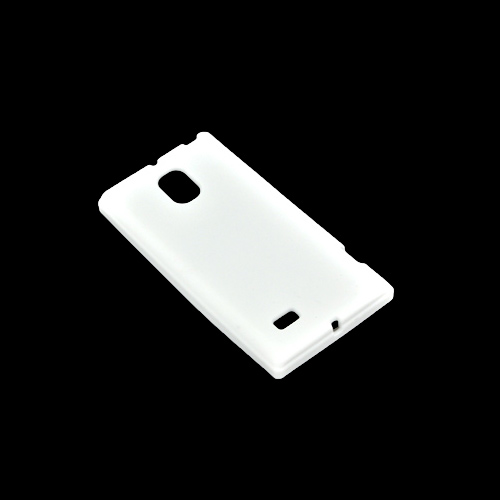 LG Optimus VS930 (Optimus LTE II) Silicone Case - White