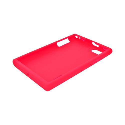 LG Optimus Vu VS950 Silicone Case - Red