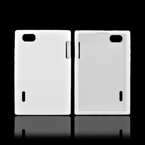 LG Optimus Vu VS950 Silicone Case - White