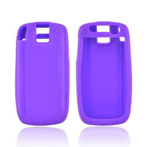 Motorola ES400 Silicone Case - Purple