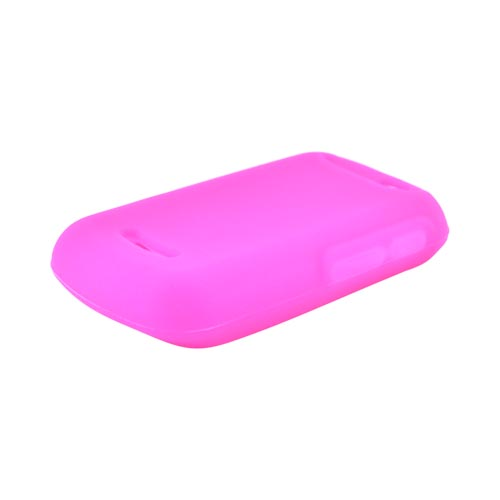 Motorola Clutch+ i475 Silicone Case - Hot Pink
