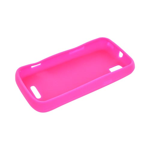 Motorola XPRT MB612 Silicone Case - Hot Pink