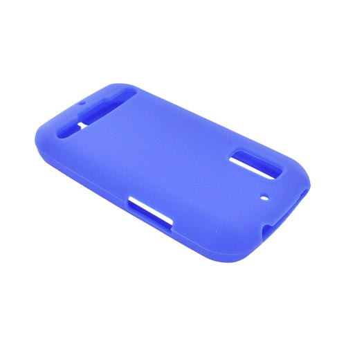 Motorola Photon 4G Silicone Case - Blue